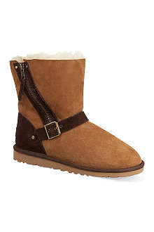 UGG Blaise two-tone boots