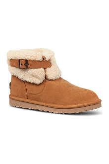 UGG Jocelin suede short boots