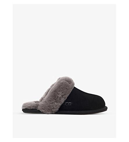UGG Scuffette II slippers (Blk/grey