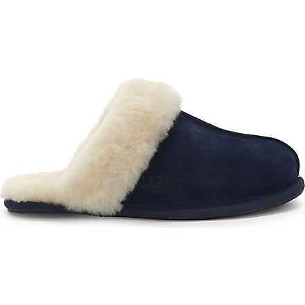 UGG Scuffette II slippers (Navy