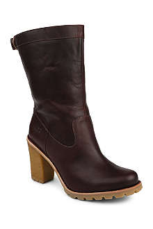 UGG Coralie leather ankle boots