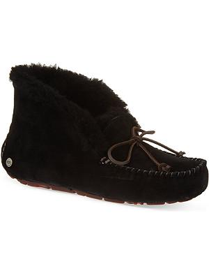 OPERA DARTE Alena slipper boots