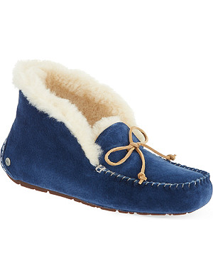 UGG Alena sheepskin slipper boots