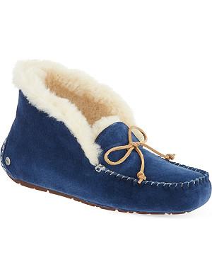 UGG Alena sheepskin slipper boots