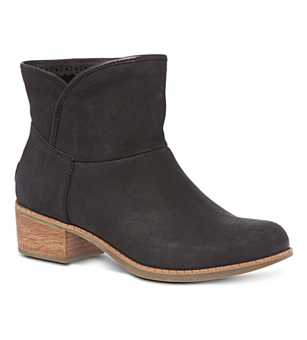 UGG Darling ankle boots (Black