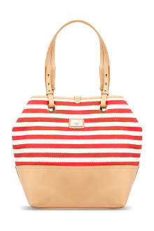 UGG Gracie striped tote