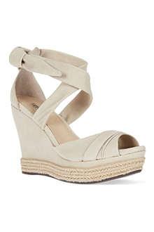 UGG Lucy platform wedge sandals