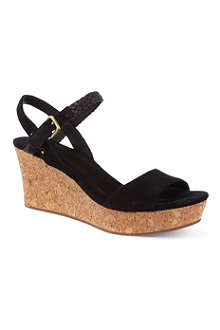 UGG D'alessio platform wedge sandals