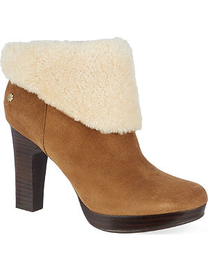 UGG Dandylion II heeled ankle boots