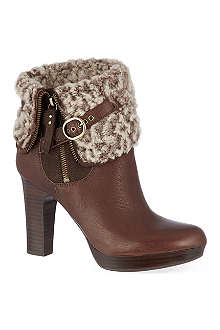 UGG Scarlett heeled ankle boots