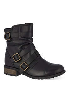 UGG Finney buckled ankle boots