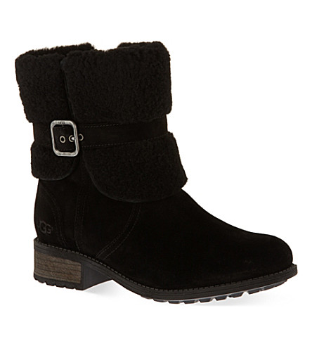 UGG Blayre ii ankle boots (Black