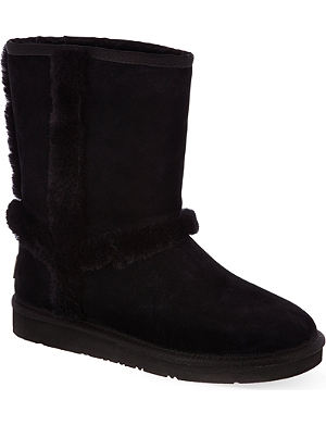 UGG Carter ankle boots