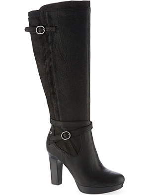 UGG Linde leather boots