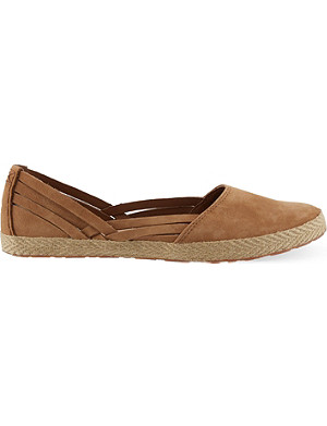 UGG Cicily cut-out espadrilles