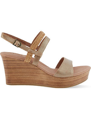 UGG Lira wedge sandals