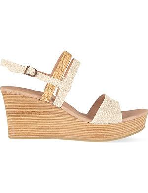 UGG Lira wedge sandals