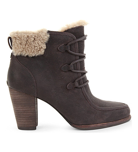 ugg analise suede boots selfridges