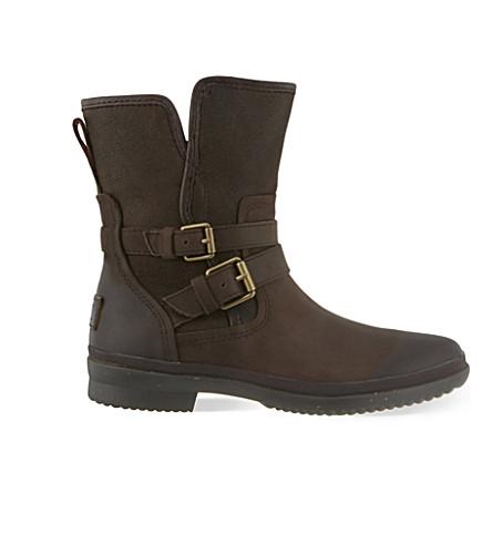 ugg leather sheepskin boots