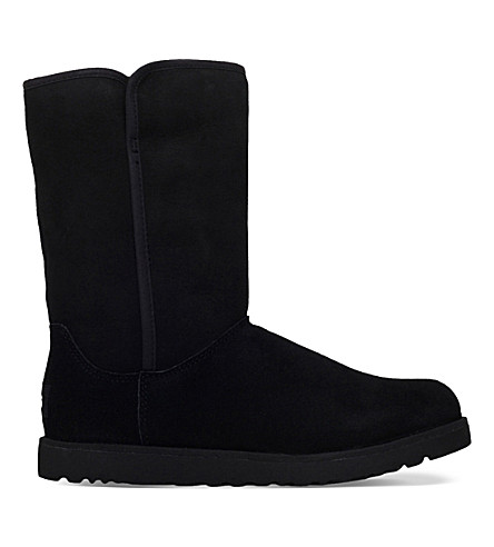 UGG Michelle sheepskin boots (Black