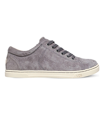 ... UGG Tomi suede trainers (Pewter. PreviousNext