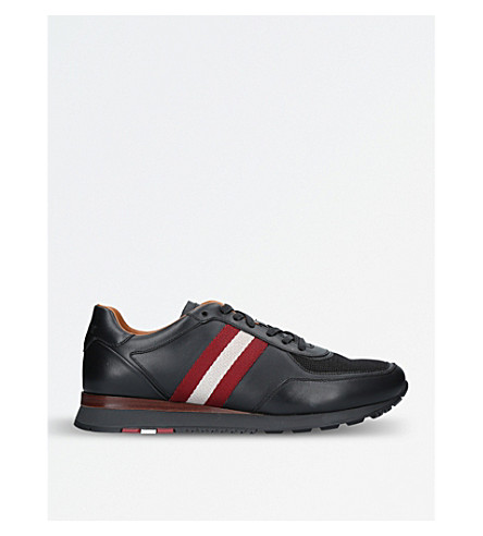 BALLY Aston web runner (Black