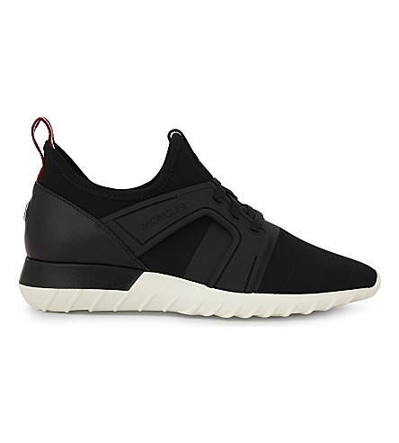 MONCLER Emilien trainers (Black