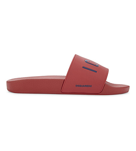 DSQUARED2 Icon sliders (Red