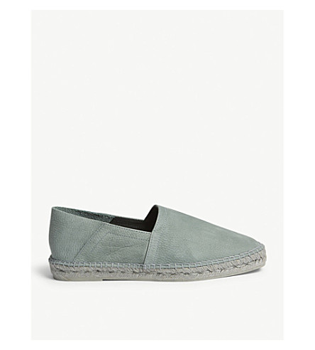 TOM FORD Barnes suede espadrille (Blue