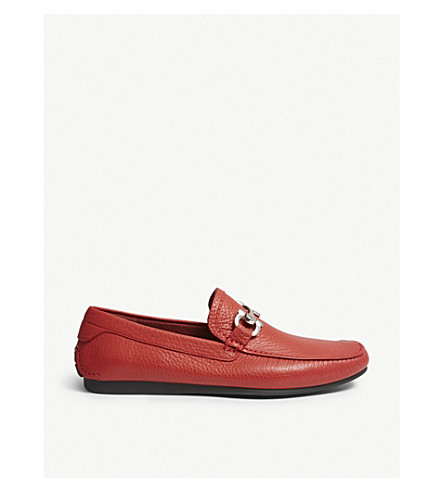 discount online comfortable cheap price Salvatore Ferragamo Cancun Leath... outlet cheap manchester great sale cheap price ZI1AORjZYP