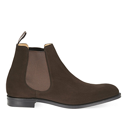 CHURCH Houston ankle boots (Dark+brown