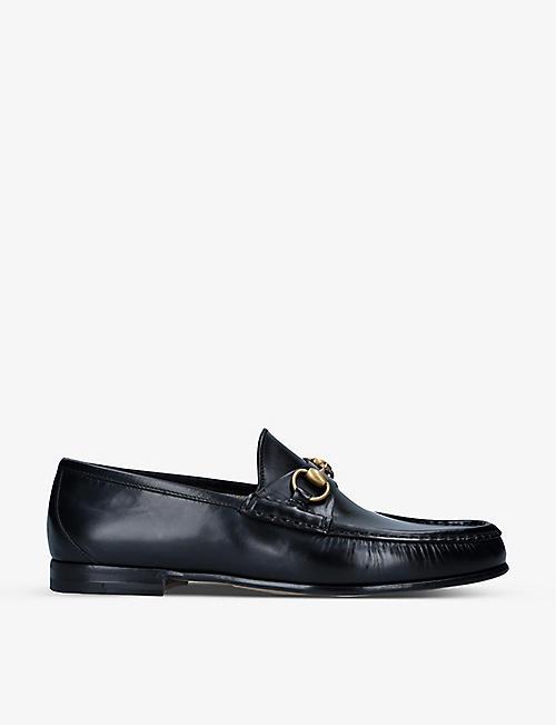 Loafers for Men On Sale, Black, Leather, 2017, EUR 40.5 - US 7.5 - UK 6.5 EUR 41.5 - US 8.5 - UK 7.5 Alexander McQueen