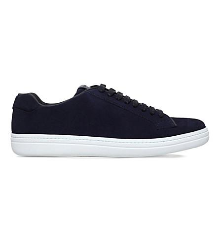 CHURCH Mirfield suede sneakers (Navy