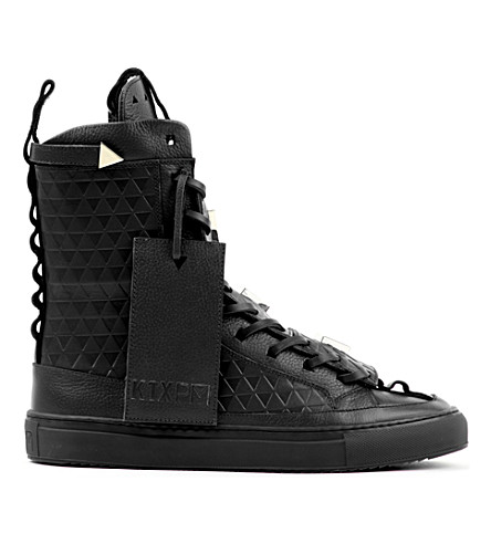 K1X x 帕特里克摩尔 K1XPM 靴 (黑色