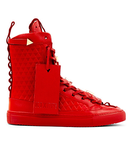K1X x PATRICK MOHR K1XPM Boot (Red