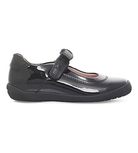 LELLI KELLY Lexis patent-leather school shoes 3-9 years (Black