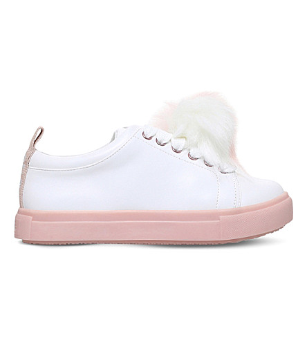 MINI MISS KG Pomtastic trainers 7-10 years (White