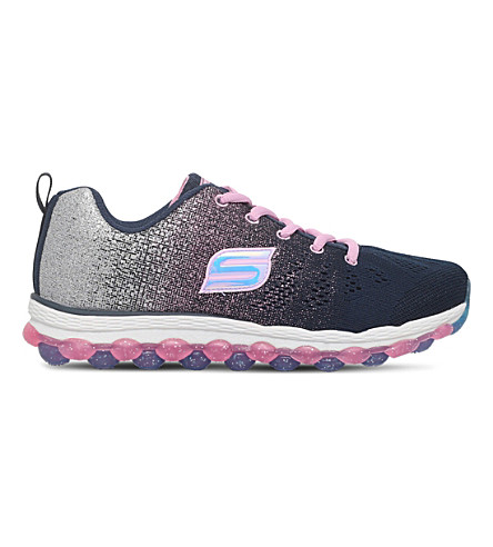 SKECHERS Skech-Air Ultra Glitterbeam trainers 4-10 years (Blue+other