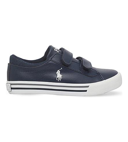 POLO RALPH LAUREN Harrison EZ low-top sneakers 2-5 years (Navy