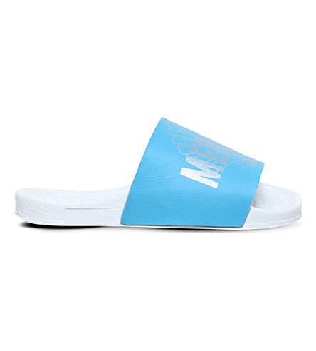 MINI MISS KG Mermaid sliders 7-10 years (Blue
