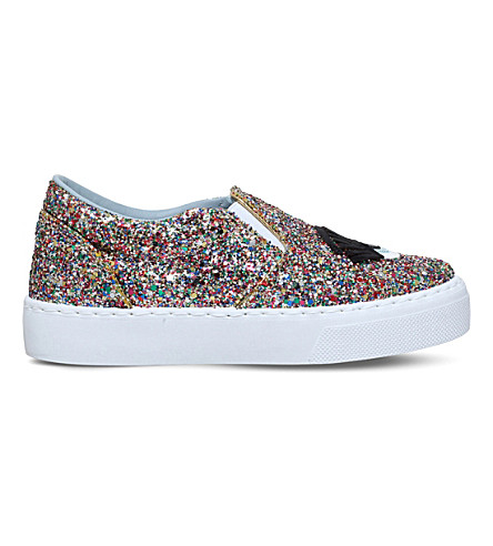 CHIARA FERRAGNI Flirting glitter skate shoes 6-9 years (Mult/other