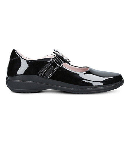 LELLI KELLY Angel patent-leather school shoes 3-9 years (Black