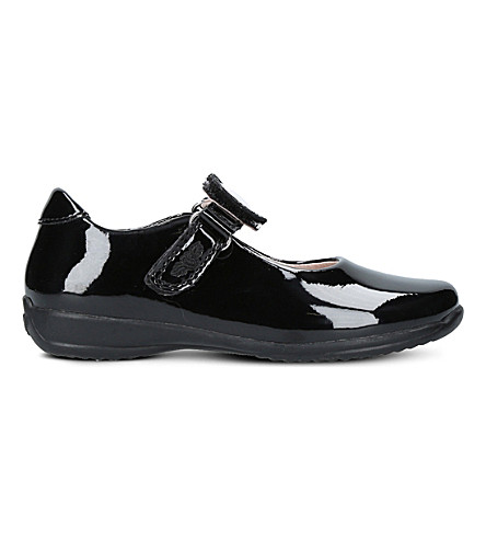LELLI KELLY Colourissima patent-leather school shoes 3-9 years (Black