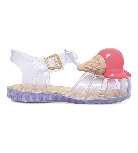 MINI MELISSA Mini Aranha ice cream jelly flats 6 months - 7 years (Other