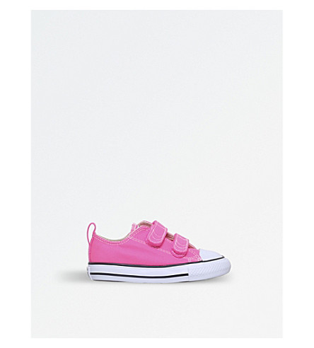 CONVERSE Chuck Taylor All Star low trainers 1-4 years (Pink