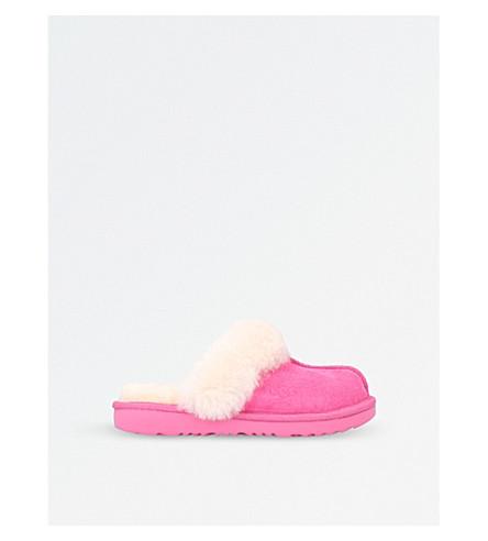 UGG UGG Cozy II sheepskin slippers (Pink