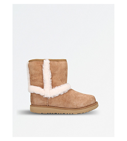 UGG Hadley II waterproof sheepskin boots (Brown