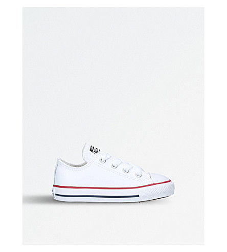 CONVERSE Chuck Taylor All Star low trainers (White
