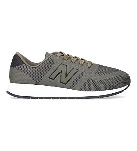 NEW BALANCE 420 Hybrid mesh trainers 6-8 years (Khaki