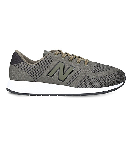 NEW BALANCE 420 Hybrid mesh trainers 9-11 years (Khaki